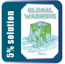 Global Warming Caused by Global Warring