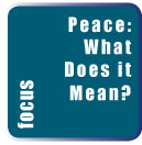 Peace, Peacebuilding and Peacelearning